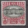 �sterreich Mi. Nr. 175 ** Geburtstag Kaiser Franz 2 Kronen