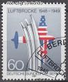 Berlin 1989 Mi. Nr. 842 o Luftbr�ckendenkmal