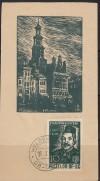 Kriegsgefangenenlagerpost Woldenberg Ansichtspostkarte AP 12