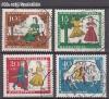 Bund Mi. Nr. 485 - 488 o M�rchen 1965