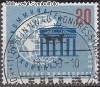 Berlin 1959 Mi. Nr. 189 o Kommunaler Weltkongre�