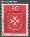 Bund Mi. Nr. 600 o Malteser Hilfsdienst