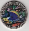 Palau 1 Dollar Palau 2002  Doktorfisch