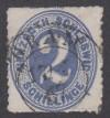AD Schleswig Mi. Nr. 16 o Ziffer im Oval 2 S