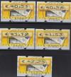 Bund ATM Satz Briefkasten Mi. 5.1  VS 2 o