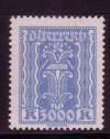 �sterreich Mi. Nr. 396 a ** Freimarke 3000 Kr