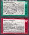 Bund Mi. Nr. 934 - 935 ** Landschaften