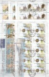 Russische F�rderation  Kleinbogensatz 300 Jahre Petersburg o ( K 30 )