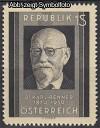 �sterreich Mi. Nr. 959 Renner 1951 **