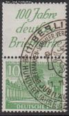 Zusammendruck Berliner Bauten 1949 Zd - Mi. S 3 o