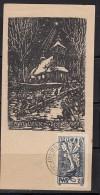 Kriegsgefangenenlagerpost Woldenberg Ansichtspostkarte AP 40