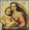 Bund Mi. Nr. 2919 Marke aus Block Sixtinische Madonna 2012 **