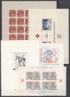 Tschechoslowakei Blocklot ( S 1052 )
