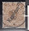 Dt. Kolonien Kamerun Mi. Nr.1 b o gepr�ft Krone Adler 3 Pf.