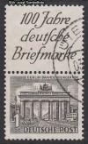 Zusammendruck Berliner Bauten 1949 Zd - Mi. S 1 o