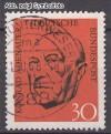 Bund Mi. Nr. 567 o Konrad Adenauer
