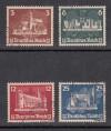 DR Mi. Nr. 576 - 579 o Marken aus Block 3 OSTROPA 1935