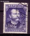 �sterreich Mi. Nr. 970 Schrammel 1952 o