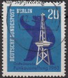 Berlin 1963 Mi. Nr. 232 o Berliner B�r
