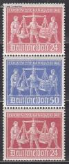 Gemeinschaftsausgaben 1948 Zusammendruck S Zd 2 **
