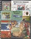 Paraguay Lot von 6 ** Motivblöcke  ( S 1718 )