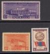Sowjetunion Mi. Nr. 1552 - 1554 **  JT Mongolische VR
