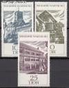 DDR Mi. Nr. 1233 - 1235 ** 900 Jahre Wartburg