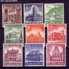 DR Mi. Nr. 751 - 759 ** Winterhilfswerk 1940