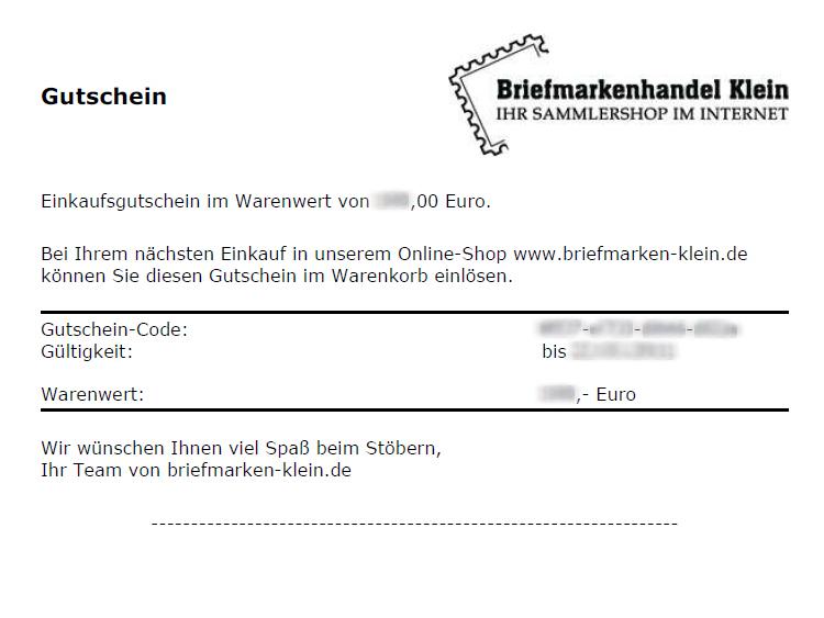 Sammler Für Gutscheine Kaufen Briefmarken KlTF1Jc