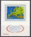 Rumänien Block 125 ** KSZE 1975