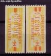 DDR Dienstmarken B Verwaltungspost A Mi. Nr. 18 - 19 ** Ndr.