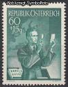 Österreich Mi. Nr. 957 Tag der Briefmarke 1950 **