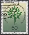 Berlin 1985 Mi. Nr. 742 o FIGO-Emblem