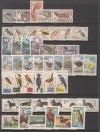 Tschechoslowakei Lot kompletter Tiermotivsätze **  ( S 2006 )
