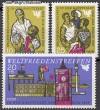 DDR Mi. Nr. 1478 - 1480 ** Weltfriedenstreffen