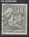 Bund Mi. Nr. 247 o Tag der Briefmarke 1956