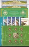 Russische Förderation   5 verschiedene Kleinbogen 2010 **   ( K 8 )