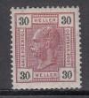 �sterreich Mi. Nr. 127 C * Kaiser Franz gez. K 13 : 13 1/2