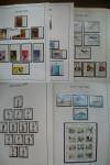 Guernsey und Jersey Sammlung 1974 - 1991 ** komplett ( A 17 )