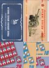 Russische Förderation alle Markenheftchen 2014 ** mit HBl.