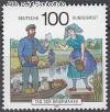 Bund Mi. Nr. 1570 ** Tag d. Briefmarke 1991