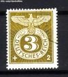 DR Mi. Nr. 830 o Reichsadler 1943