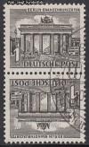 Zusammendruck Berliner Bauten 1949 Zd - Mi. SK 1 o