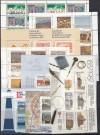 Kanada Block / Kleinbogenlot 1980 - 1987 **  ( S 1709 )