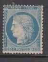 Frankreich Mi. Nr. 34 ** Ceres 20 C