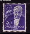 Berlin 1954 Mi. Nr. 124 o Richard Strauss