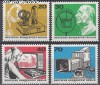 Berlin 1973 Mi. Nr. 455 - 458 **