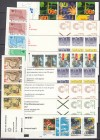Niederlande Lot 10 verschiedene Markenheftchen ** ( S 942 )