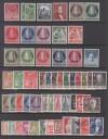 Berlin Jahrgänge 1950 - 1954 ** komplett in Luxusqualität