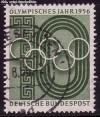 Bund Mi. Nr. 231 o Olympisches Jahr